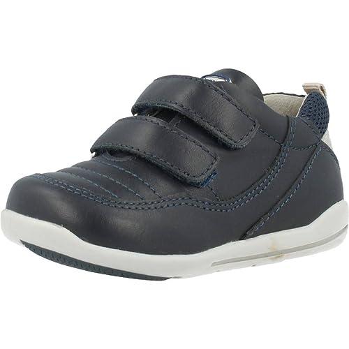 Zapatos de cordones para ni�o, color Azul , marca CHICCO, modelo Zapatos De Cordones Para Ni�o CHICCO GARIUS Azul
