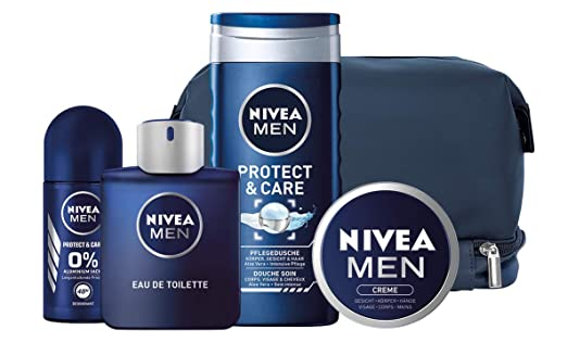 NIVEA MEN Eau de Toilette Set