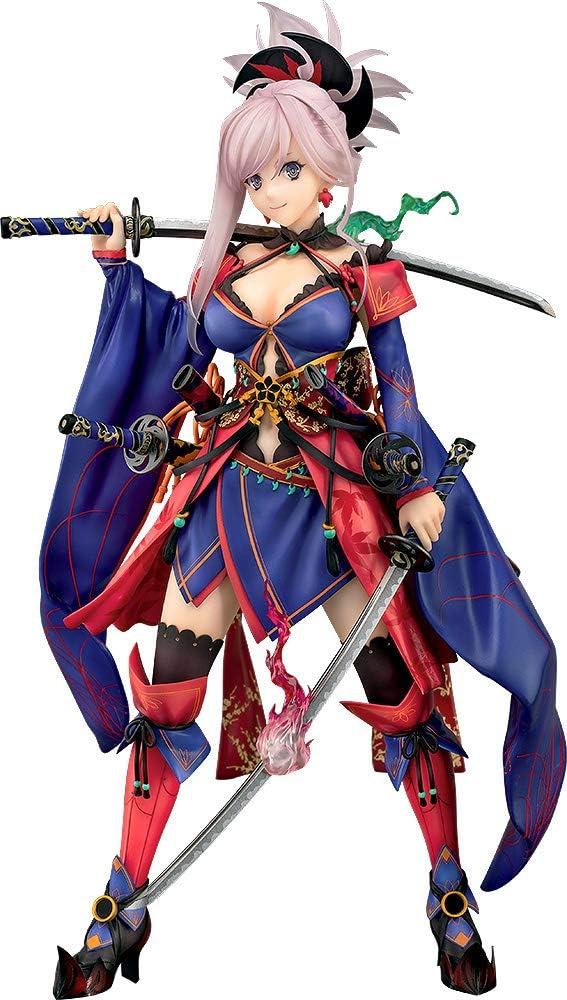 Phat! Fate/Grand Order: Saber/Miyamoto Musashi 1:7 Scale PVC Figure