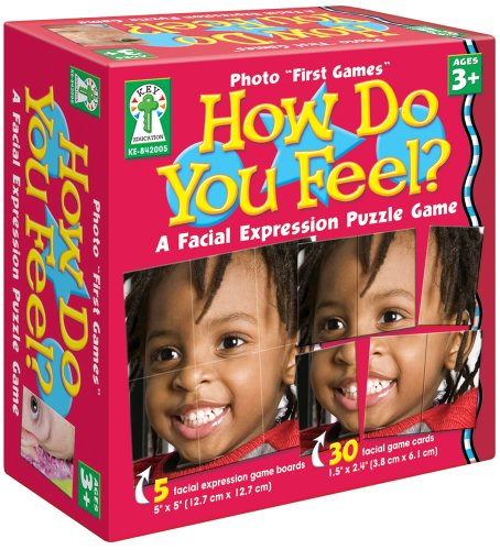 How Do You Feel? Board Game (Photo