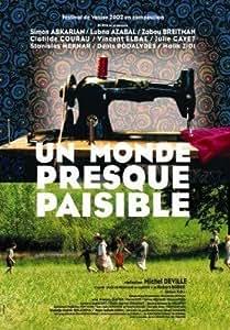 Un Monde presque paisible [Francia] [DVD]