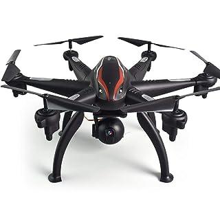 Sunnywill Telecamera grandangolare 1080 HD 5G /2.4GWIFI FPV Seguimi 6Axis RC Quadcopter Selfie Drone (5G WiFi)