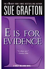 """E"" is for Evidence: A Kinsey Millhone Mystery Kindle Edition"