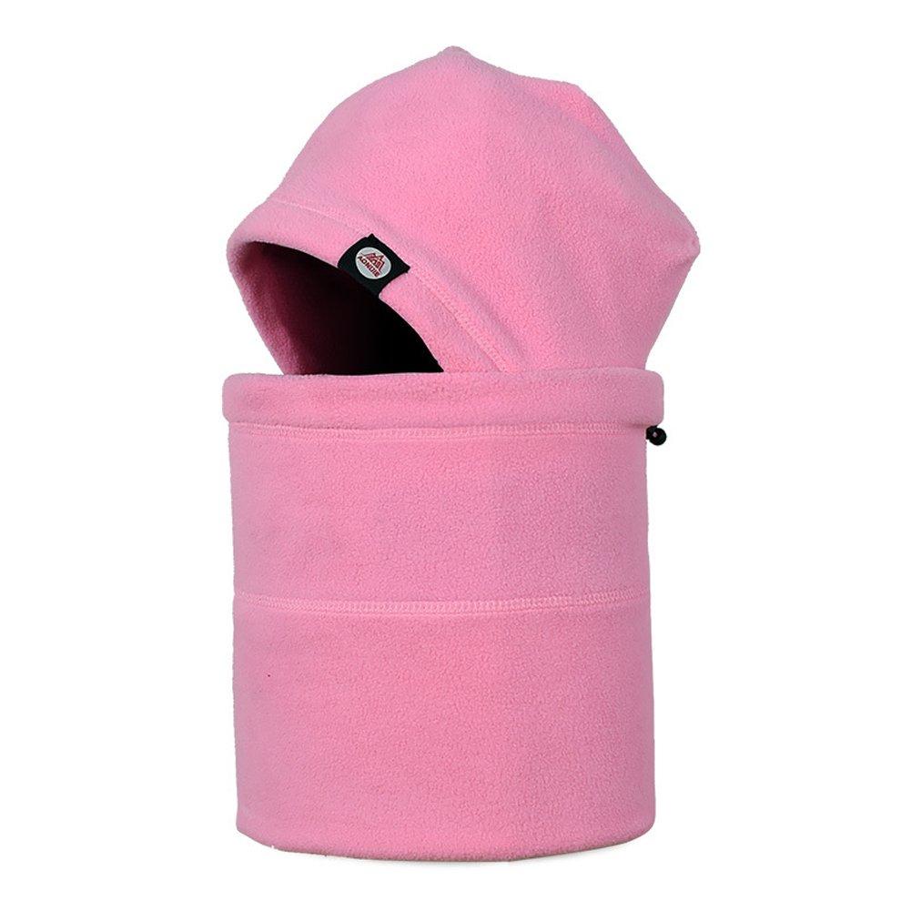 Leories Windproof Fleece Full Face Cap Hat Neck Warmer Face Mask Balaclava Ski Hat