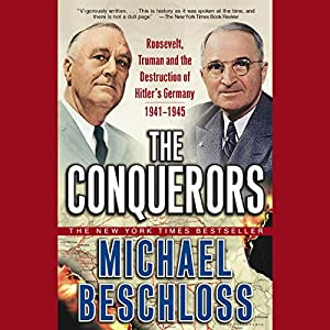 The Conquerors Audiobook
