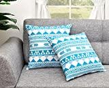 Best Cushion Cases Of Color Blocks - Aztec Throw Pillow Cover Cushion Cases Cotton Tribal Review