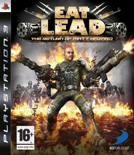 Eat Lead: The Return Of Matt Hazard (PS3) [UK IMPORT] (Eat Lead The Return Of Matt Hazard)