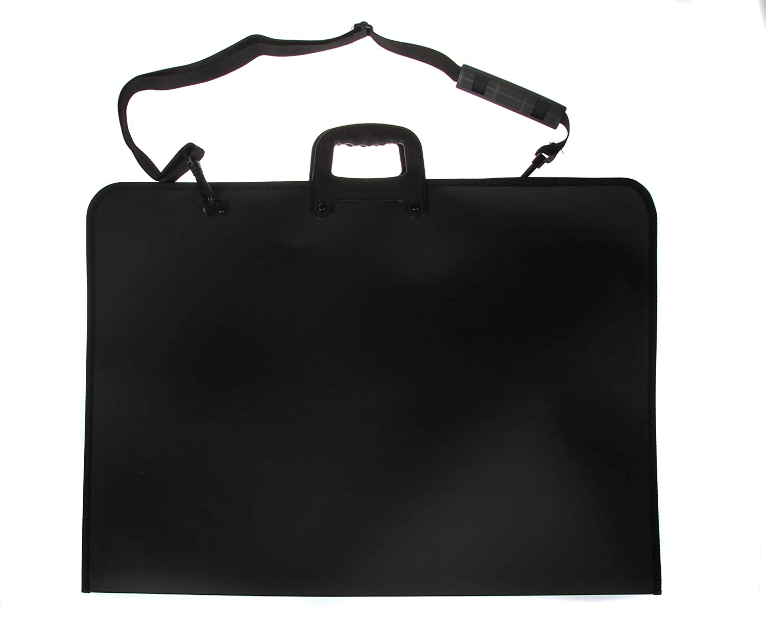 Mapac : A2 Academy Case : Black : Shoulder Strap Included 15222310