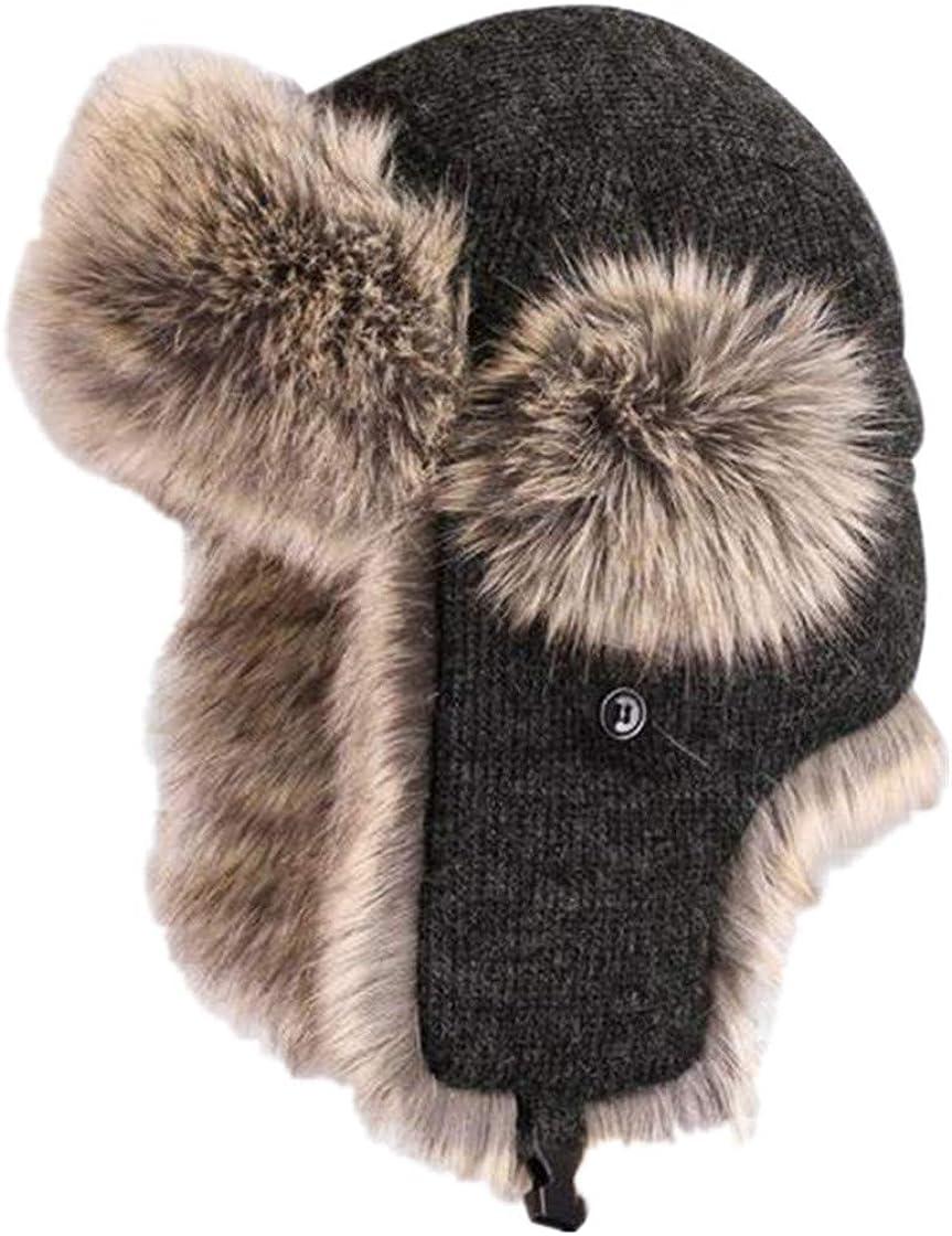 Womens Bomber Hats Warm Winter Balaclava Caps Snow Motorcycle Hat Boys  Accessories