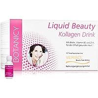 LIQUID BEAUTY Drink collageen, met Verisol, drinkbare schoonheid, met collageenpeptiden, voor een mooie en jong…