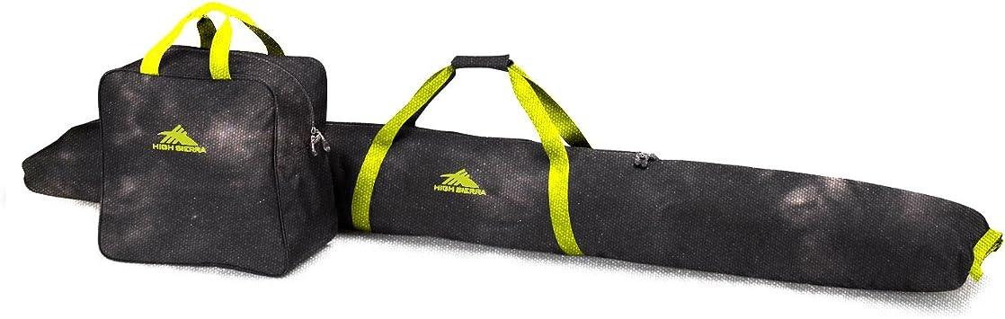 Amazon.com: High Sierra - Bolsa de esquí y bolsa para botas ...