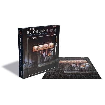 Elton John Puzzle: Home & Kitchen