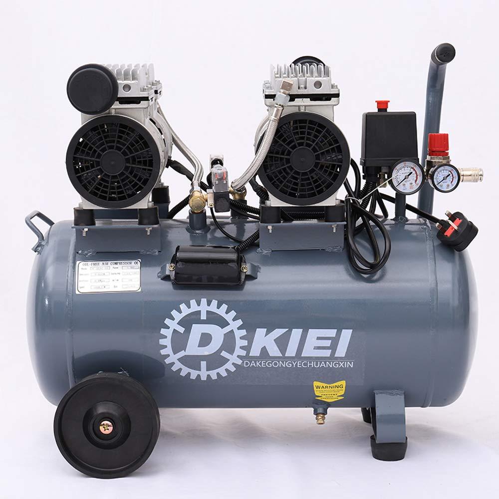 Mobile Air Compressor >> Low Noise Silent Air Compressor 50 Litre 9 6cfm 3 5hp Oil Free