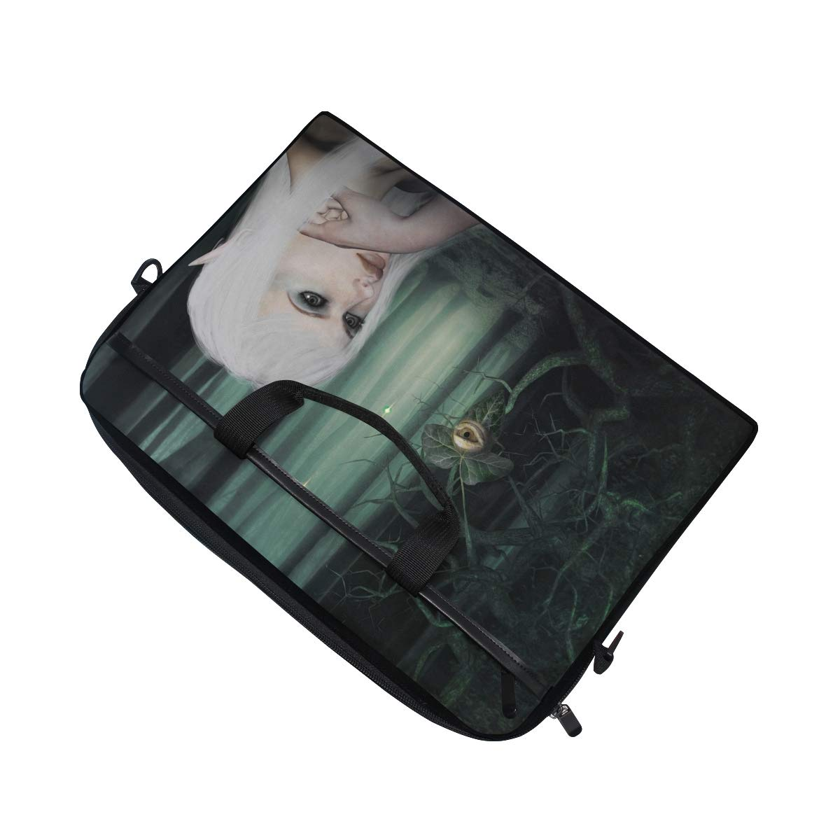Elf Mens and Womens Computer Bags Shoulder Bags Briefcases Suitable for 15 Inch Computers Handbags