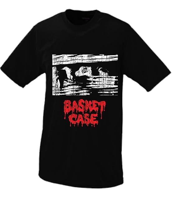 e30d4151d62 Basket Case T-shirt Small Black