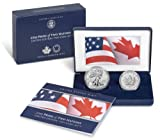 2019 Pride of Two Nations 2-Coin Limited Edition