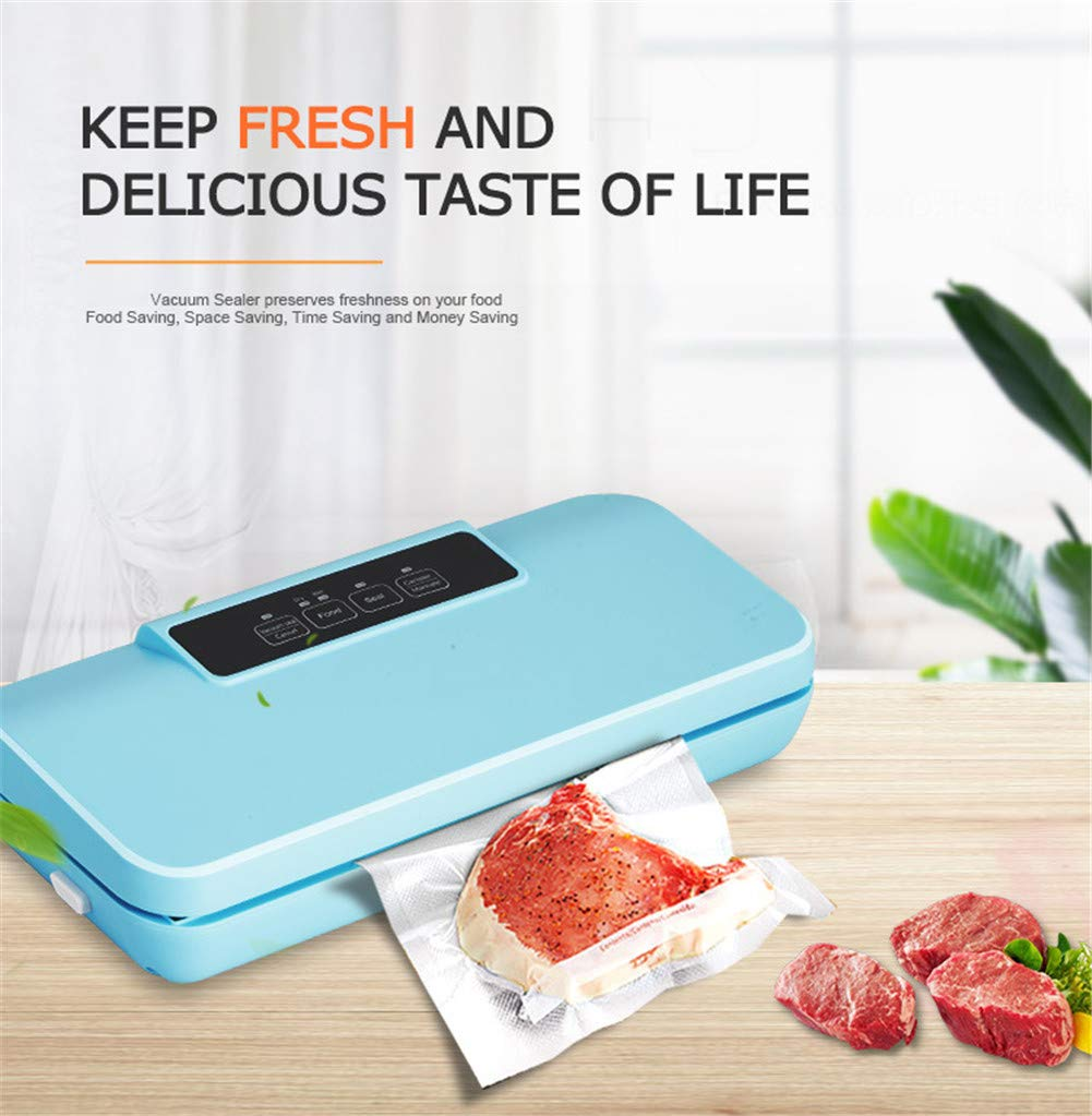 WLIXZ Vacuum Sealer for Food Preservation, Fresh Up to 5X Longer, Dry and Moist Modes Sealer