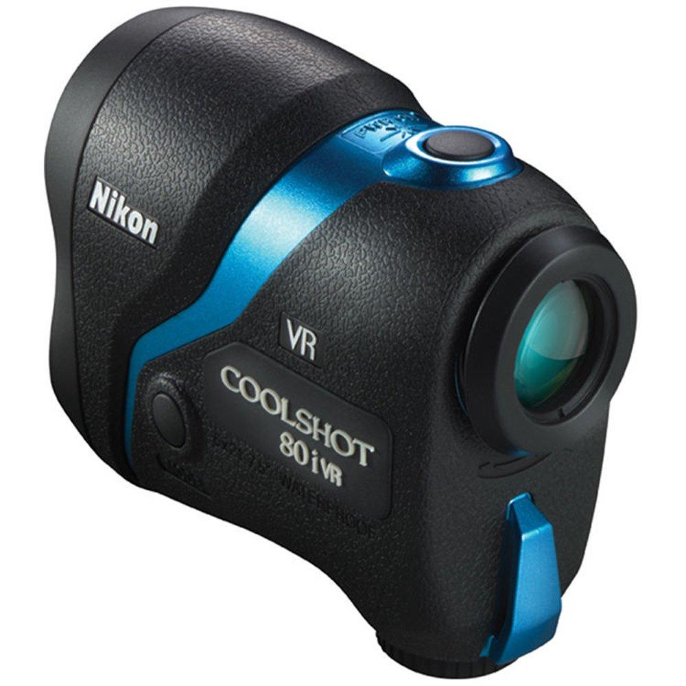 Nikon COOLSHOT 80i VR Golf Laser Rangefinder (16205) Bundle w All Weather Sport Case + Abbigliamento Sportivo SRL Deluxe Folding Umbrella + Lens Cleaning Pen by Nikon (Image #6)