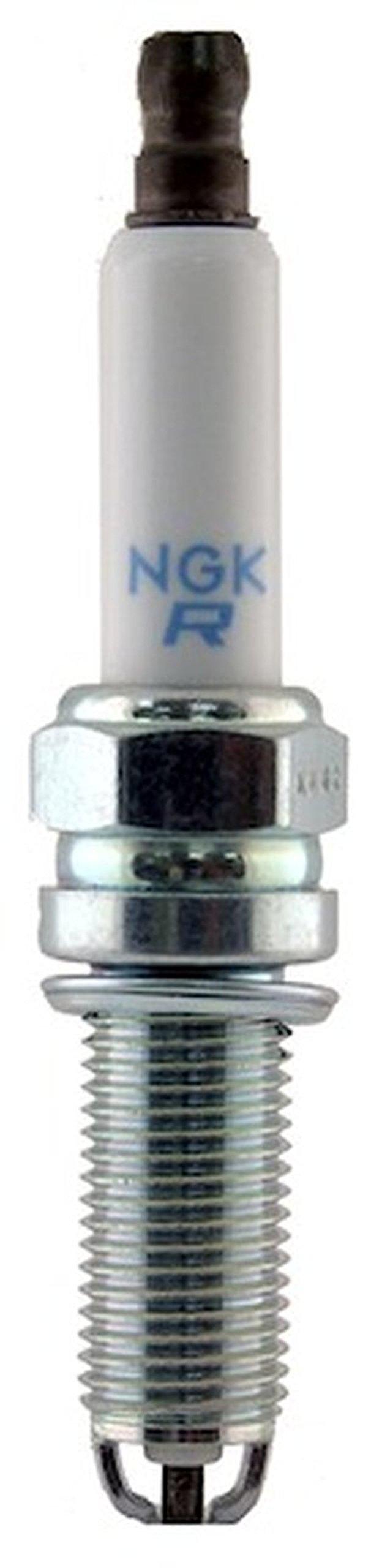 Set (8pcs) NGK Laser Platinum Spark Plugs Stock 4471 Nickel Core Tip Standard 0.036in LKR8AP