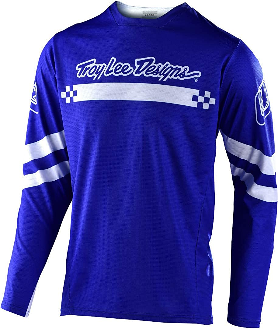 Troy Lee Designs Sprint Factory Youth Off-Road BMX Cycling Jersey