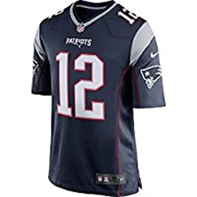 Nike Julian Edelman New England Patriots NFL Youth Navy Home On-Field Game  Jersey ( 9eddb0aed