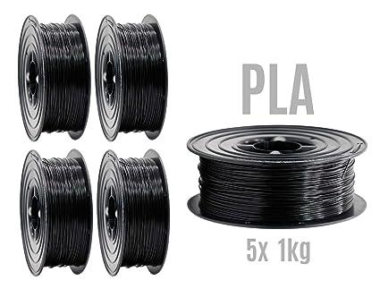 OWL filamento Premium 3D PLA 1 kg 1,75 mm fabricado en Alemania, 1 ...