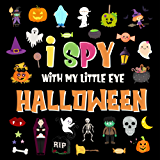 I Spy With My Little Eye - Halloween: A Fun Search and Find Game for Kids 2-4! | Colorful Alphabet A-Z Halloween…