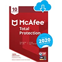 McAfee Total Protection 2020 | 10 Dispositivo |