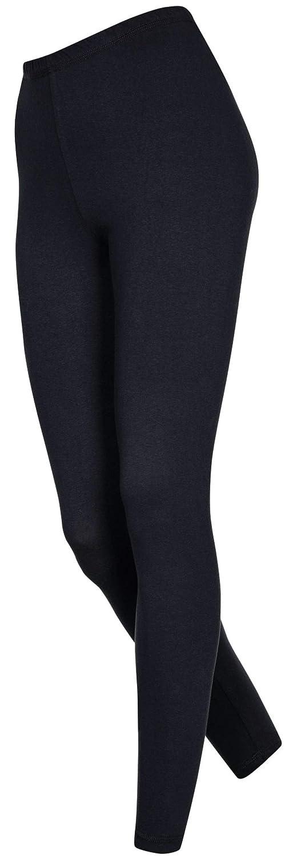 Invernali Leggings in Cotone da Donna Lunghi fino alle Caviglie
