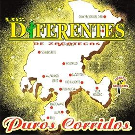 com: Corrido De Monterrey: Los Diferentes De Zacatecas: MP3 Downloads