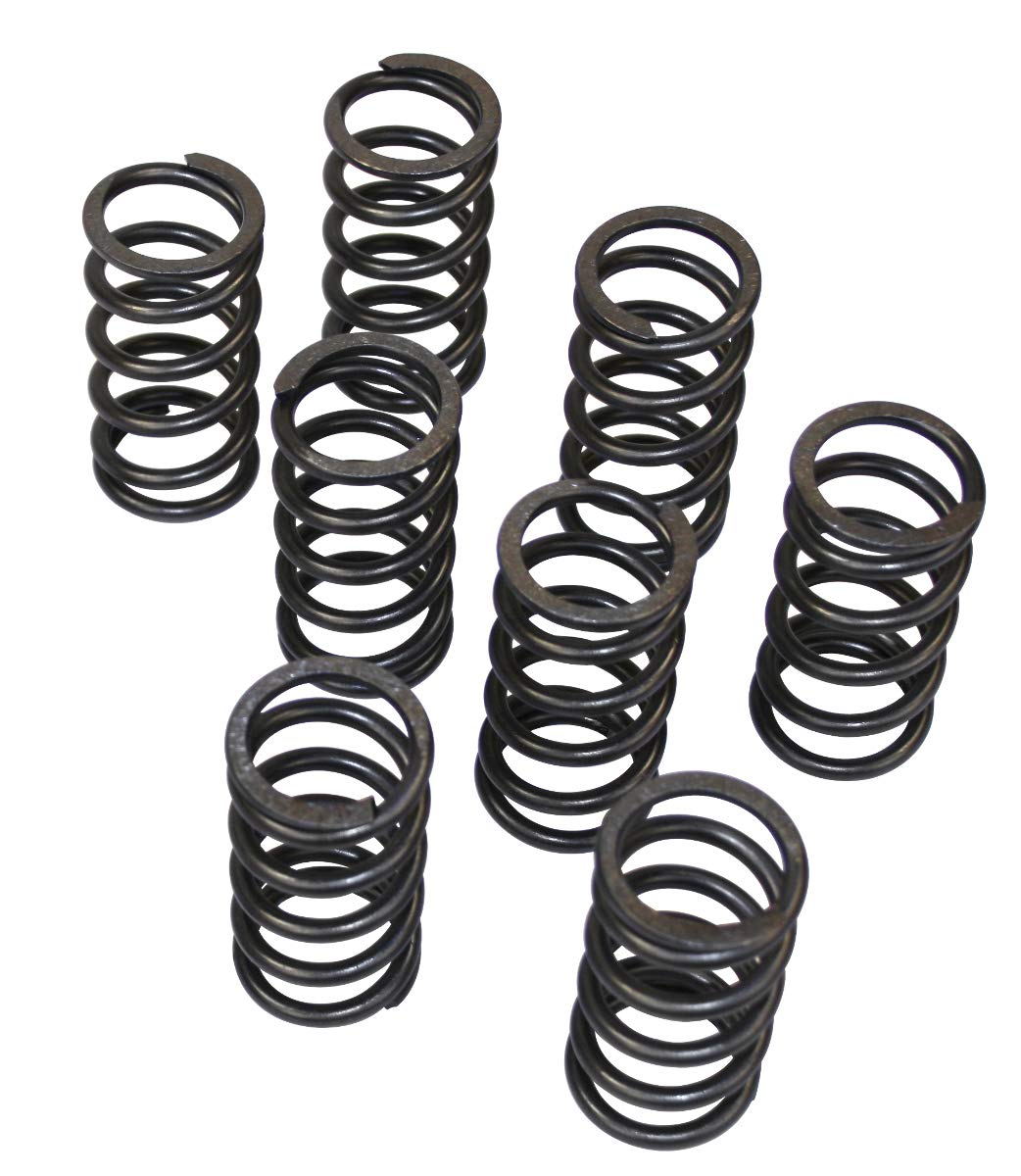 Single Valve Springs, For Aircooled VW, 8 Springs, Compatible with Dune Buggy