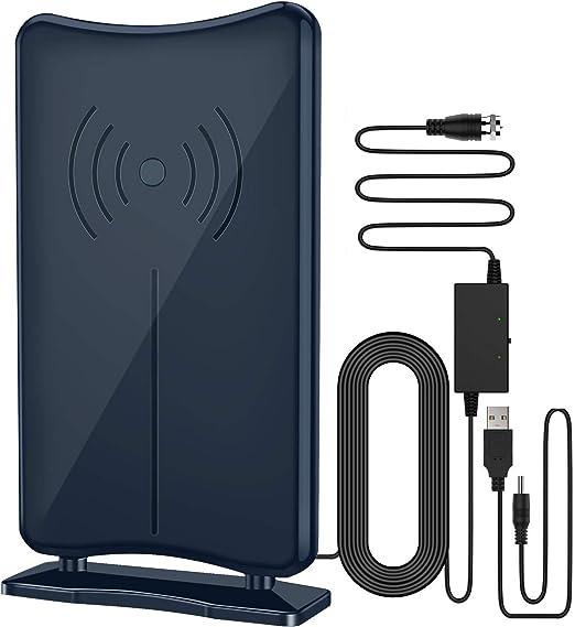 Antena de TV, antena KKUYI de 5.20 m, antena de TV de ...