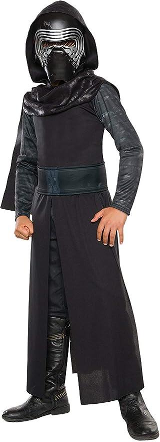 Size 4-6 3 Pcs New In Package Star Wars Kylo Ren Deluxe Costume Top Set