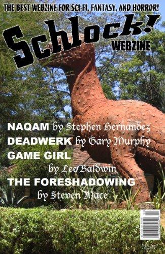 Schlock! Webzine Vol. 6, Issue 9