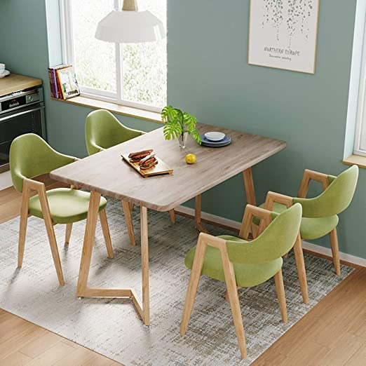 Amazon.com - ZZ Dining Chair Dining Chairs, Mid-Century ...