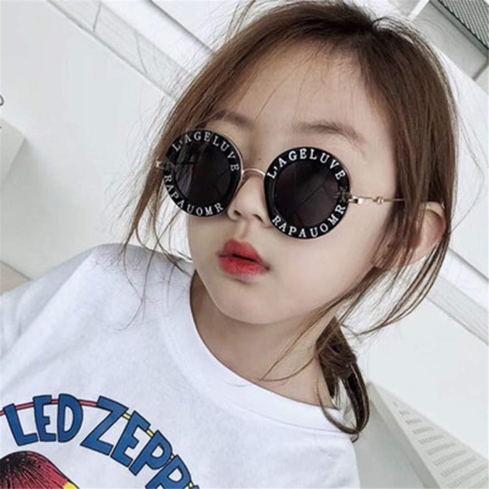 Wang-RX Steampunk Bee Kids Sunglasses Boys Girls Luxury ...