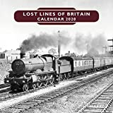 Lost Lines of Britain Calendar 2020