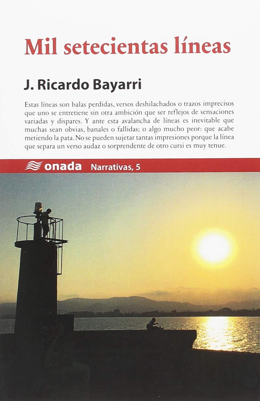 Mil setecientas líneas (Spanish) Paperback