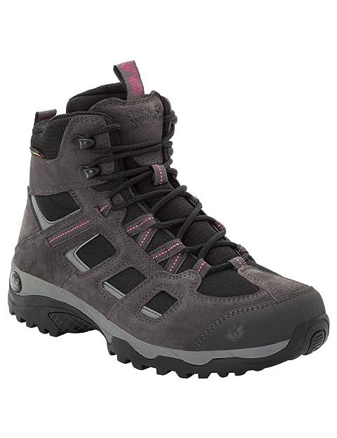 100% genuine the sale of shoes reasonably priced Jack Wolfskin VOJO HIKE 2 TEXAPORE MID W, wasserdichte Damen Wanderschuhe,  leichte Outdoor Schuhe für Tagestouren, atmungsaktive Hikingschuhe für ...