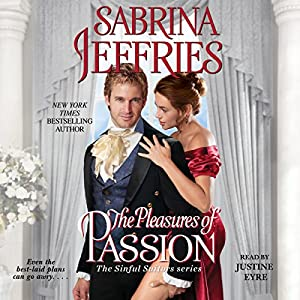 The Pleasures of Passion Audiobook