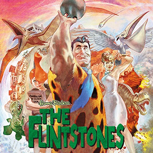 The Flintstones (2016-2017) -