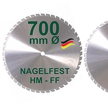 Brennholz Sägeblatt Hartmetall Ø 700 mm Zuschnitt