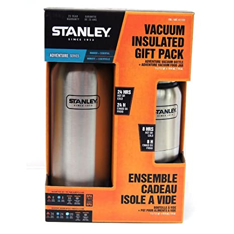 Amazon.com: Stanley Adventure Series Insulated 1.1 qt ...