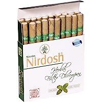 NEW Nirdosh Tobacco FREE Herbal Cigarettes - 20/pack!