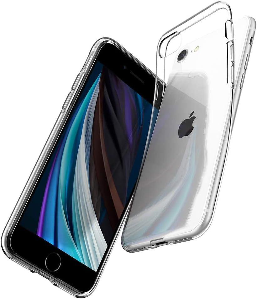 Spigen Liquid Crystal Designed for Apple iPhone 7 Case (2016) - Crystal Clear