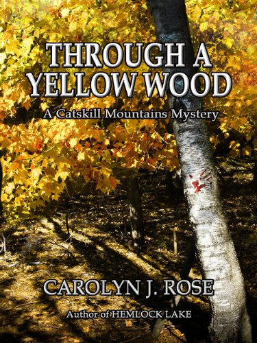 Through a Yellow Wood (Catskill Mountains Mysteries Book 2)