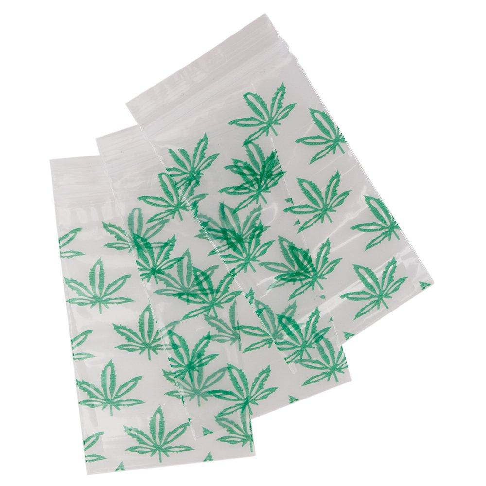 Ziplock Baggies Weed Bolsa de plástico, bolsa de cierre de ...