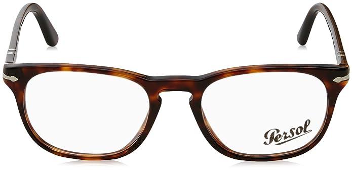 Persol Montures de lunettes 3121 Opal Blue, 50mm  Amazon.fr  Chaussures et  Sacs c4cca4c10ff4