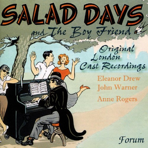 Overture Salad - Overture (The Original London Cast Recording of