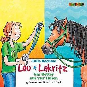 Ein Retter auf vier Hufen (Lou und Lakritz 4) Hörbuch